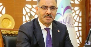 Başkan Kuş Türkiye'de dereceye girdi Urfa'nın gururu oldu