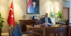 """Başkan Peltek """"Koronavirüse karşı mücadele ancak işbirliğiyle başarılı sonuç verebilir"""""""