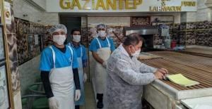 Gaziantep'te Fırınlara Hijyen Uyarısı!