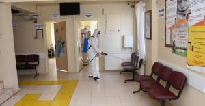 Hilvan'da Koronavirüs Önlemleri