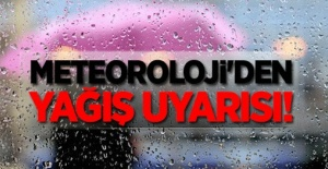 Malatya Valiliğinden Yağış Uyarısı!