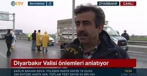 """Vali Güzeloğlu """"Belediyeler Milletindir. Dar ve zor zamanlarda milletinin yanındadır."""""""