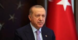 """Cumhurbaşkanı Erdoğan """"mücadelemizi kararlılıkla yürütüyoruz"""""""