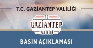 Gaziantep'te 3.532 adet (12 ton) piyasa değeri yaklaşık 840 Bin TL olan dezenfektan ürünü ele geçirildi.