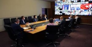 AK Parti'de İstişare ve Değerlendirme Toplantısı
