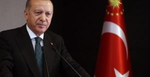 """Başkan Erdoğan """"O gün fethedilen bir toprak parçası değil, milyonlarca gönüldür"""""""