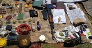 Herekol Dağlarında 2'si Gri Listede Yer Alan 5 Terörist, Etkisiz Hale Getirildi