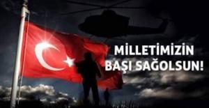 """Milletvekili Özcan """"Aziz milletimizin başı sağolsun"""""""