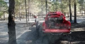 Şanlıurfa  Orman Bölge Müdüründen  'mangal' uyarısı