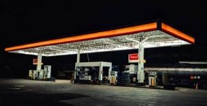Siirt#039;te Nöbetçi Petrol İstasyonları