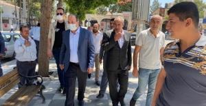 """Miletvekili Özcan """"Durmak yok yola devam.."""""""