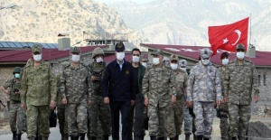 Millî Savunma Bakanı Akar quot;Teröristlerin...