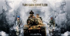 Türk Kara Kuvvetleri Komutanlığımızın...