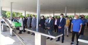 Yeni Malatyaspor Başkanı Adil Gevrek'in babası Ömer Gevrek vefat etti.