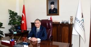 """Adıyaman Valisi Çuhadar """"Kurban Bayramı'na ulaşmanın mutluluğunu ve sevincini yaşıyoruz"""""""