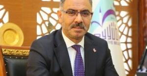 """Eyyubiye Belediye Başkanı Kuş """"Merhuma Allah'tan rahmet, ailesine başsağlığı dilerim"""""""