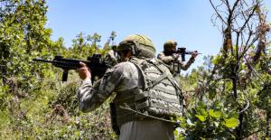 3 PKK'lı terörist etkisiz hale getirildi.