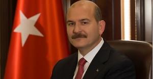 """Bakan Soylu """"Yarın Tüm Türkiye'de, salgın ile ilgili yoğun denetimin ikincisini gerçekleştireceğiz"""""""