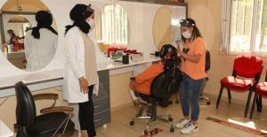 Diyarbakır Büyükşehir kadınlara yönelik meslek kursları açtı