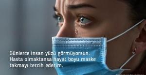 """Sağlık Bakanı Koca """"Hasta olmaktansa hayat boyu maske takmayı tercih ederim"""""""