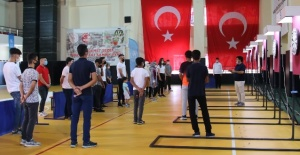 Şanlıurfa'da Dart Turnuvası başladı.