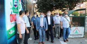 Şanlıurfa'daki Kapsamlı Denetimin Geceye Kadar Devam Etti