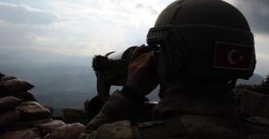 3 terörist,Şırnak ve Mardin'de güvenlik güçlerine teslim oldu.