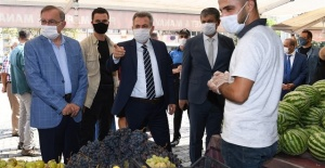 Adana'da denetimler Vali Elban'ın başkanlığında devam ediyor.