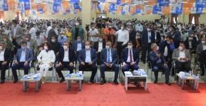 AK Parti Eyyübiye 3.İlçe Kongresi Gerçekleştiriliyor.