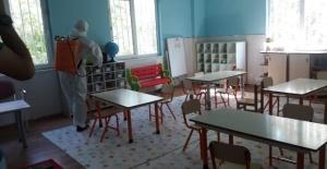 Akçakale Belediyesi koronavirüs ile mücadelede hız kesmiyor
