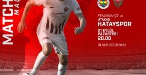 Atakaş Hatayspor Fenerbahçe Deplasmanında