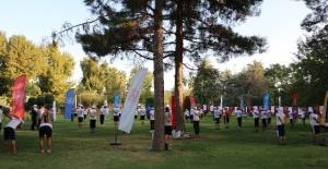 """""""Avrupa Spor Haftası"""" etkinlikleri devam ediyor"""