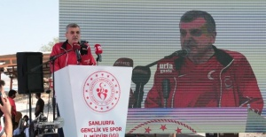 'Avrupa Spor Haftası' Şanlıurfa'da Dolu Dolu Yaşanıyor