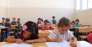 Barış Pınarında Eğitim Öğretim Başladı