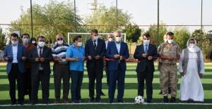 """Başkan Bayık """"en büyük yatırımı eğitim ve sporun öncü grupları olan gençlerimize yapıyoruz"""""""