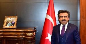 """Güzeloğlu """"Aziz Milletimizin başı sağolsun"""""""