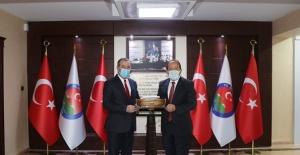 (IKBY) Bölge Bakanı Aydın Maruf...
