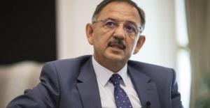 """Özhaseki """"AK Parti, adını altın harflerle Türk siyasi tarihine yazdırmıştır"""""""