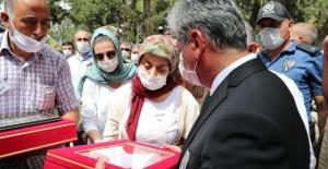 Şehit Jandarma Uzman Çavuş Sezer Uçar Hatay'da ebediyete uğurlandı