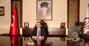 Vali Bektaşoğlu'nun acı günü