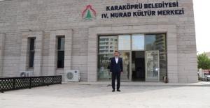 4. Murad Kültür Merkezi açılıyor