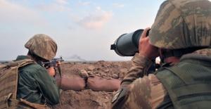 4 PKK/YPG'li terörist, ateş destek vasıtaları ile etkisiz hale getirildi.