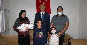 Başkan Yalçınkaya, Barış Pınarı...