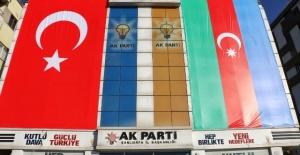 """Başkan Yıldız """"iki devlet tek millet Azerbaycan' a desteğimizi sürdüreceğiz"""""""
