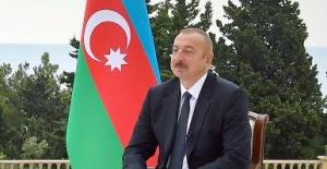 """Cumhurbaşkanı Aliyev """"Şanlı Ordumuzun başarılı operasyonu devam ediyor"""""""