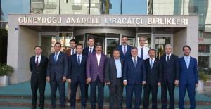 """GAHİB Başkanı Ahmet Kaplan """"137 Ülkeye 1 milyar 229 milyon 748 bin dolarlık halı ihracatı"""""""