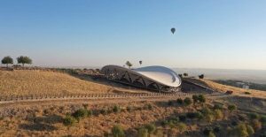 Göbeklitepede Lisanslı Balon Uçuşları...
