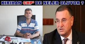 Kırıkhan CHP İlçe Başkanı İsmail Savaşır Görevden Alındı