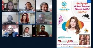 MTÜ Sanat Tasarım ve Mimarlık Fakültesi açılış dersi Sanatçı Tuzcuoğlu'ndan