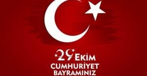 """Yıldız """"29 Ekim Cumhuriyet Bayramı'mız kutlu olsun"""""""